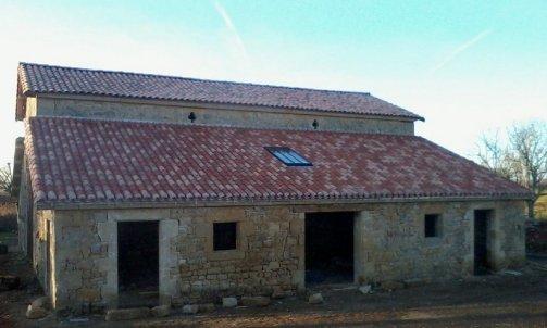 Restauration , création d'ouverture , toiture traditionnel