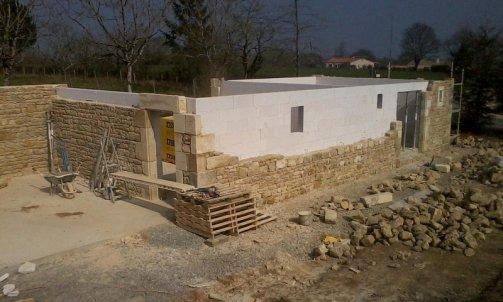 Construction Coulonges-sur-l'Autize