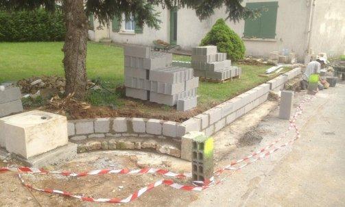 Construction Niort