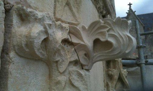 Sculptures Fontenay le conte